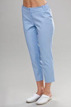 Spodnie Dam. Cygaretki 454   Cygaretki   Spodnie   Odzież damska - ELDAN