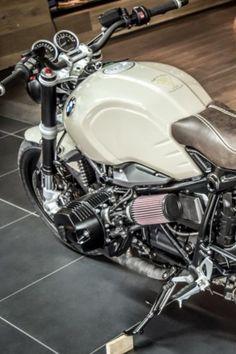 ⛔ BMW Motorrad R nineT Scrambler custom by VTR Customs  #bmw #motorrad #rninet #ninet #scrambler #custom #vtrcustoms #vtr Ninet Scrambler, Scrambler Custom, Nine T, Bikers, Scooters, Motorbikes, Motorcycles, Vehicles, Bmw Motorrad