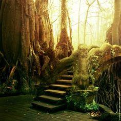 Fairy bridge =)