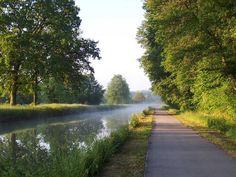 Canal du Nivernais (Yonne 89) - #bourgogne #france