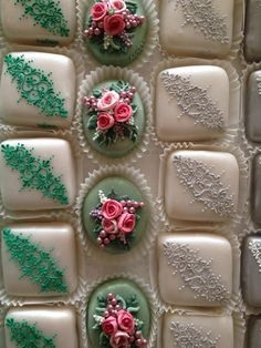 Sardinian traditional decorated sugar cookies