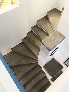Escaleras en cantera Industrial Style, Stairs, Ideas, Home Decor, Ocean Room, Del Mar, Ladders, Offices, Homemade Home Decor