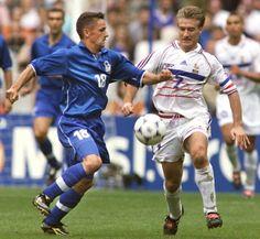Baggio vs Deschamps, 1998 World Cup