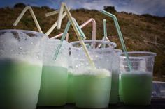 we make yoda soda in the summer, but I think I'll make it for St Patrick's Day this year!