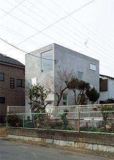 秋山建築設計/秋山隆男 Ka-3 house (高田東の家)