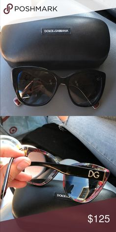2fe5195bde0 Dolce   gabbana sunglasses Barley used originally  450 Accessories  Sunglasses