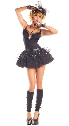 madonna 80s party girl costume more details at adults halloween costumecom celebrity costumes womens pinterest 80s party halloween costumes and - 80s Dancer Halloween Costume