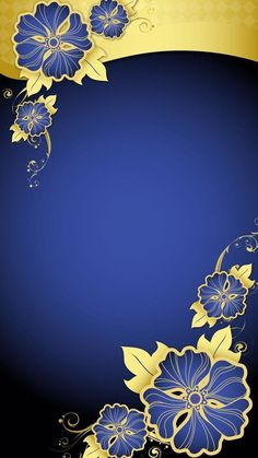 Blue and Yellow Wallpaper Trendy Wallpaper, Love Wallpaper, Nature Wallpaper, Beautiful Flowers Wallpapers, Pretty Wallpapers, Flower Phone Wallpaper, Cellphone Wallpaper, Flower Backgrounds, Wallpaper Backgrounds