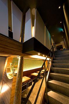 Hana-Soba Yu Restaurant, Japan designed by Matsuya Art Works