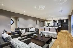 Improving Your Lifestyle With Open Plan Living
