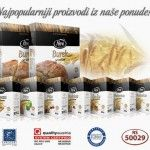 """Serbian burek and the other bakery products from Serbian family bakery """"Hera"""" Ltd. from Gornja Trnava, Prokuplje (South Serbia) are available in USA, EU and Russian stores Sour Cherry Pie, Serbian, Freshly Baked, Main Meals, Potato Salad, Cake Recipes, Bakery, Potatoes"""