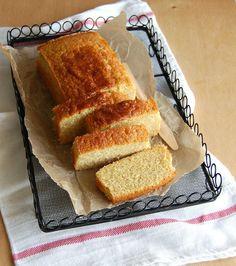 Orange Marsala pound cake
