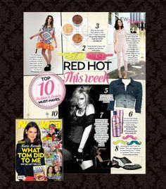 Well hello New Zealand! We love New Idea Magazine New Zealand's Must-Have list - featuring Vani-T Mineral Colour Crystals. Those bold gold shades are perfect for your Autumn looks!