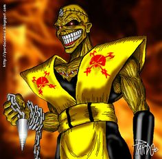iron maiden eddie | 4simplex | Eddie Iron Maiden (134)