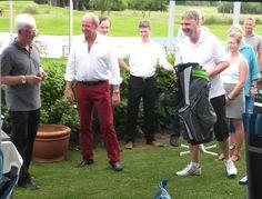 Beim Golfclub Rehburg-Loccum trafen sich die Teilnehmer des Möbel Hesse Golf Cups am vergangenen Samstag, um das sechste Turnier auszutragen...