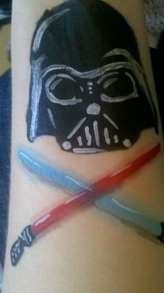 face paint ideas with Star Wars Theme - Page 3