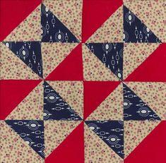 Barbara Brackman's Civil War Quilt blocks
