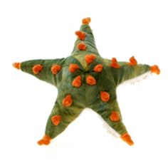WHAT'S INCLUDED: From a realistic design and distinctive facial markings, this plush Starfish is simply irresistible! This plush Seastar is huggable, hand-washable, soft, shed-free and made from high quality acrylic, polyester and stitching to ensure added safety!  	 DIMENSIONS: Measuring at 11 Inches, our adorable Starfish stuffed animals are comfortable and soft to the touch! The perfect size for at home and take on the go play!  	 MULTI-PURPOSE: Expand your child's interest in wildlife…