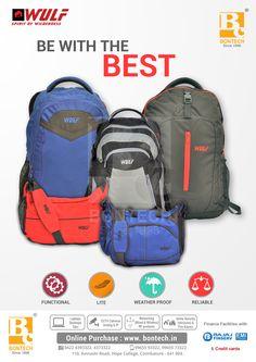 Wulf Bags