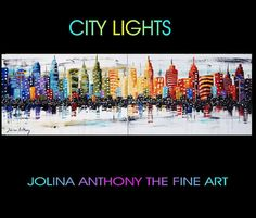 City Lights - Etsy jolinaanthony
