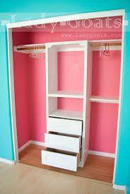 Resultado de imagen para closet para cuartos pequeños