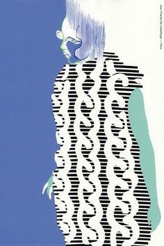 2 014 Первый год иллюстрация | Университет визуальной портфолио Вестминстера | BOF Карьера | Бизнес моды
