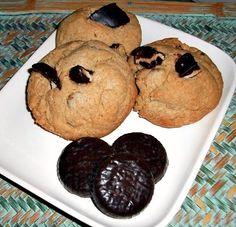Hidden Treasure #Chocolate Chip Mint Cookie