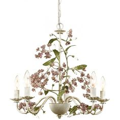 I pinned this Grace Chandelier from the AF Lighting event at Joss and Main!