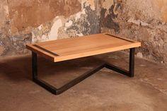 Table basse Métis bois - Barnabé Design (Paris - 75)