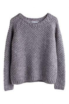 // Zelda sweater | Weekday