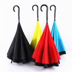 Double Layer Reverse Umbrella open/close in the narrowest space Creative graphic Windproof SPORTS LONG Umbrella inverted Umbrell Long Umbrella, Fishing Umbrella, Cheap Sports Cars, Sport Cars, Audi, Jaguar Xk, Autumn Trees, Christmas Shopping, Bonito