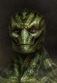 Draconianos Reptilianos (Alpha Draconis)