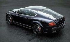 Onyx Concept Bentley Continental GTX