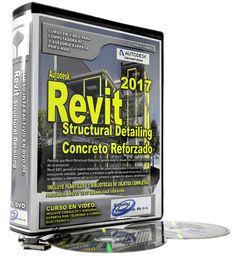 Curso en Vídeo Revit 2017 Structure Concreto Reforzado