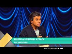 How to Recognize You Are under a Spiritual Attack - Jentezen Franklin - YouTube