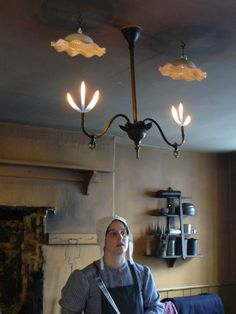 interior gas lighting 1800\'s - Google Search | Lighting | Pinterest ...