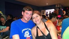 Together time @ The Electric Daisy Carnival. John and I love to dance and go to concerts. One of our first dates was a Weezer Concert and we had a great time! #TheStoryOfUs.