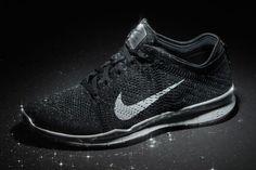 Nike Free TR5 Flyknit Metallic