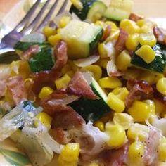 Corn and Zucchini Melody Allrecipes.com