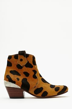 Hutton Ankle Boot in Whats New at Nasty Gal