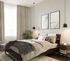 Apartment Interior Design, Interior Design Studio, Scandinavian Interior Bedroom, Danish House, Rum, Modern Farmhouse, Apartments, Bright Colors, Dubai