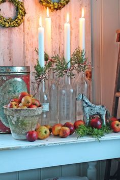 vintage decoration ~ simple and pretty