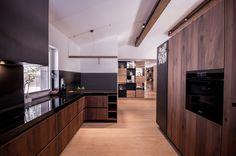 Gesamtkonzept Wohnung G. - Innenarchitektur by Kotrasch Kitchen Cabinets, Home Decor, Condo Interior Design, Carpentry, Timber Wood, Decoration Home, Room Decor, Kitchen Base Cabinets, Dressers