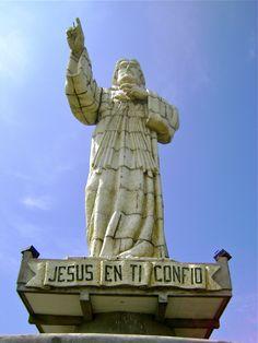 El Cristo- San Juan del sur, Nicaragua