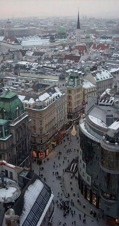 Vienna, Austria... Travel Inspiration @ www.elenaarsenoglou.com