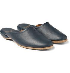 Derek RoseMorgan Leather Slippers