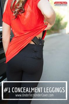 Perhaps the most attractive concealed carry option available! Stylish design, made of the same fabric as the most popular brand, two holsters for front or rear carry, the most comfortable concealment solution for everyday wear!