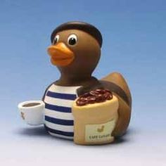Cafe Canard Badeente - Rubber Duck