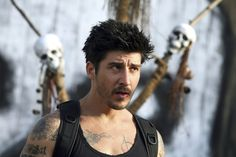 French Parkour founder David Belle. Love. Him.