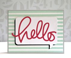 Sooner rather than Later: Big Hello!